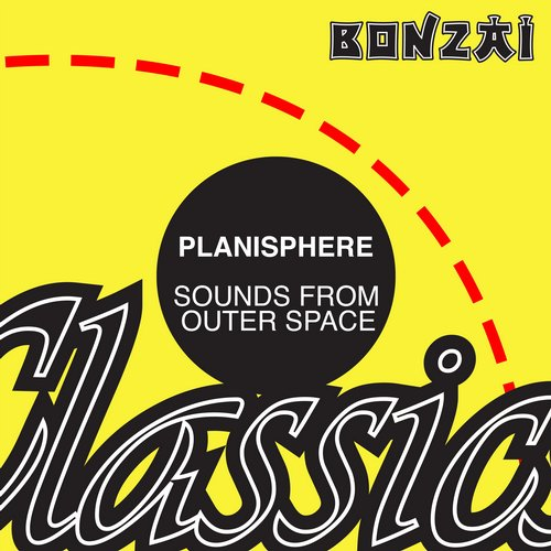 Planisphere – Sounds From Outer Space (Original Release 2000 Green Martian Cat No. GM-2000-028/1)